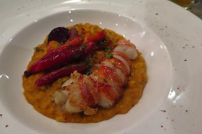 Bistro Du Vin, lobster risotto