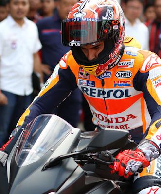 Marquez: Tahun Depan Saya Juara Dunia Lagi