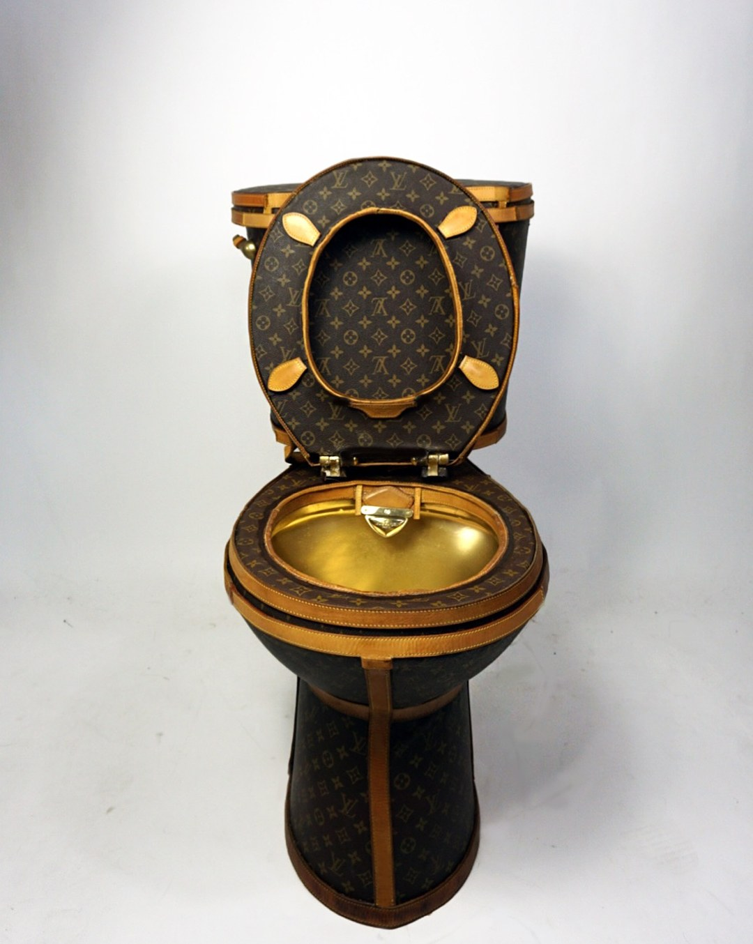 How About a US$100,000 Louis Vuitton Commode That Actually Works?