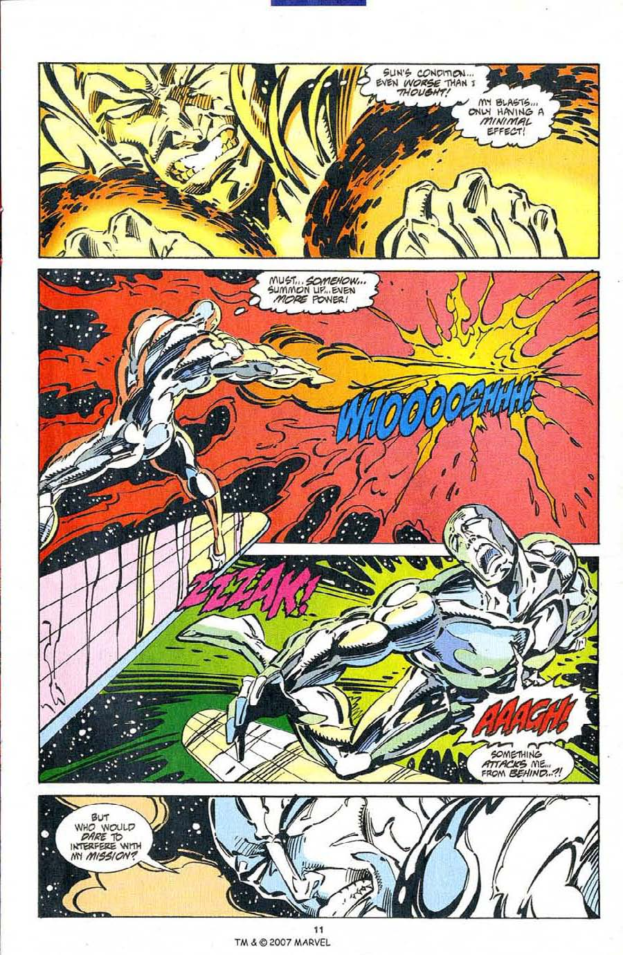 Silver Surfer (1987) Issue #103 #111 - English 13