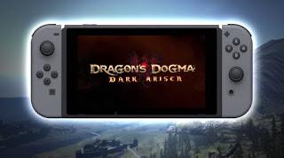 Dragon's Dogma Dark Arisen - Game é anunciado para Nintendo Switch