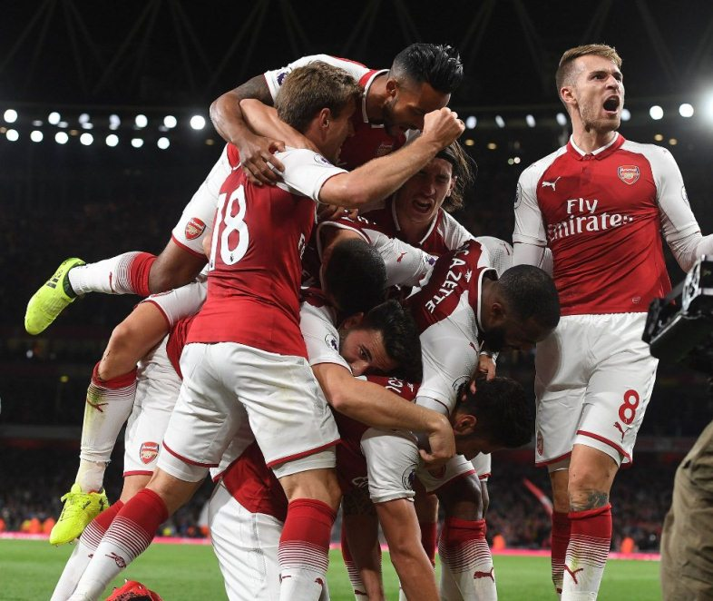 Arsenal pekan ke 1
