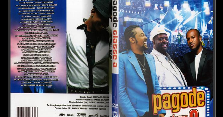 PAGODE DVD BAIXAR GRATIS TURMA DO 2012