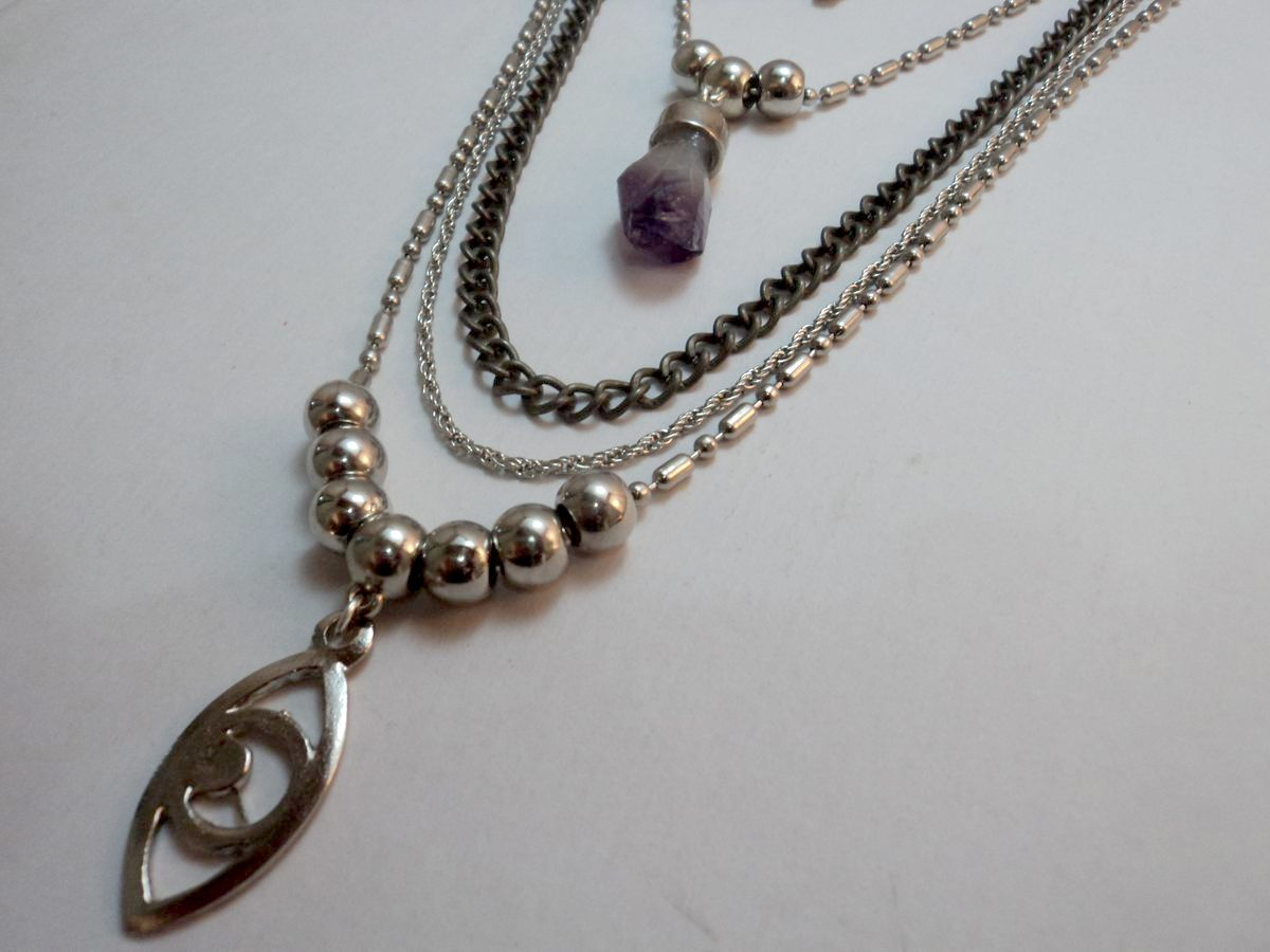 b22e9588316a Cuenta Conmigo Bijou  Tipos de cadenas para bisuteria