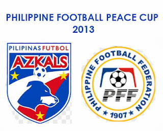 2013 Philippine Football Peace Cup Games Schedule and Results