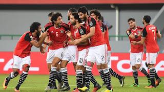 موعد مباراة مصر وسوازيلاند القادمة 12/10/2018 والقنوات الناقلة تصفيات أمم أفريقيا 2018 Egypt vs Swaziland