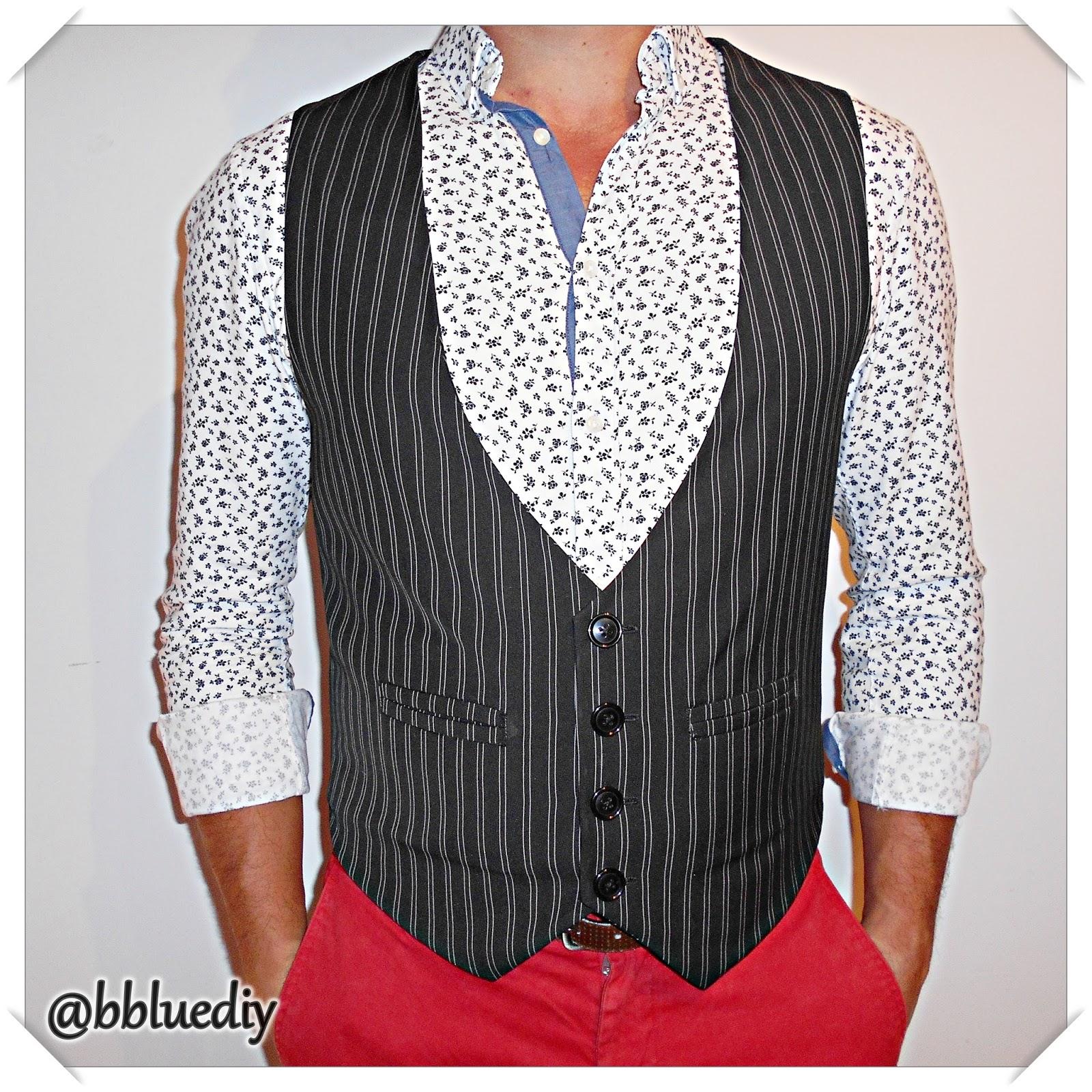 Chaleco para él / Men's vest