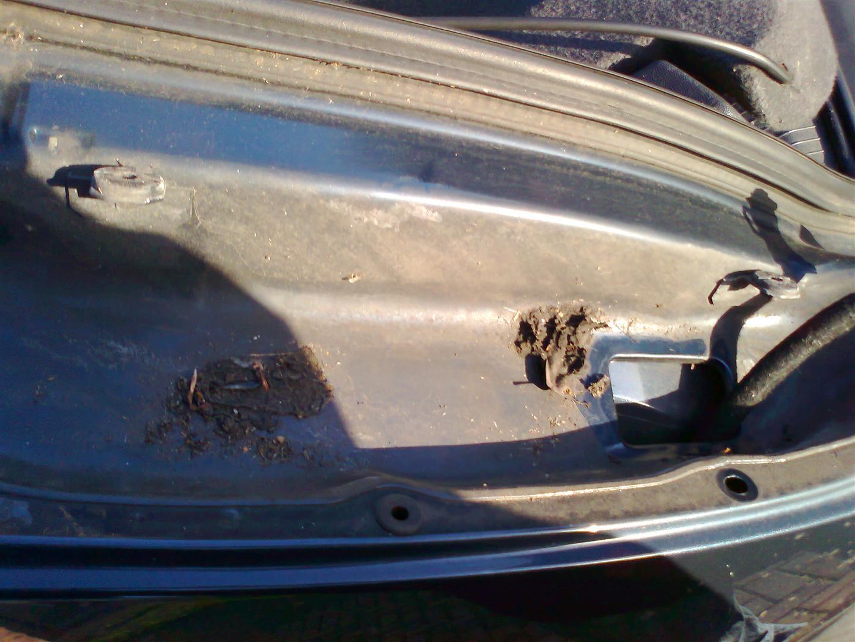 Cars, code and other fun stuff: Corsa C water leak fixes