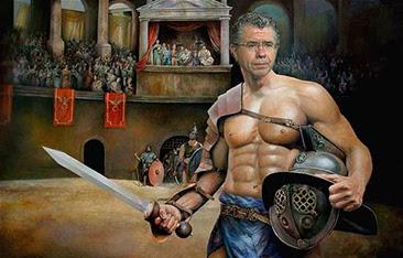 el villano arrinconado, humor, chistes, reir, satira, Granados, PP, Rajoy