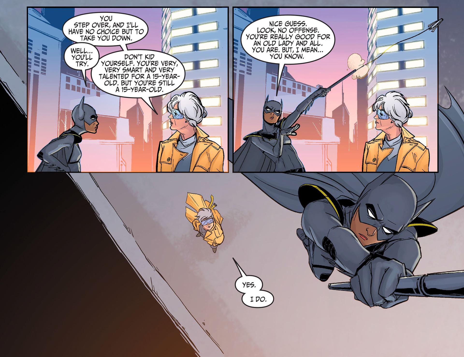 Batman Beyond (2012) 29 Page 19