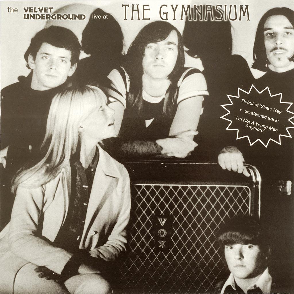 La Luna Velvet Underground Series 3 The Velvet