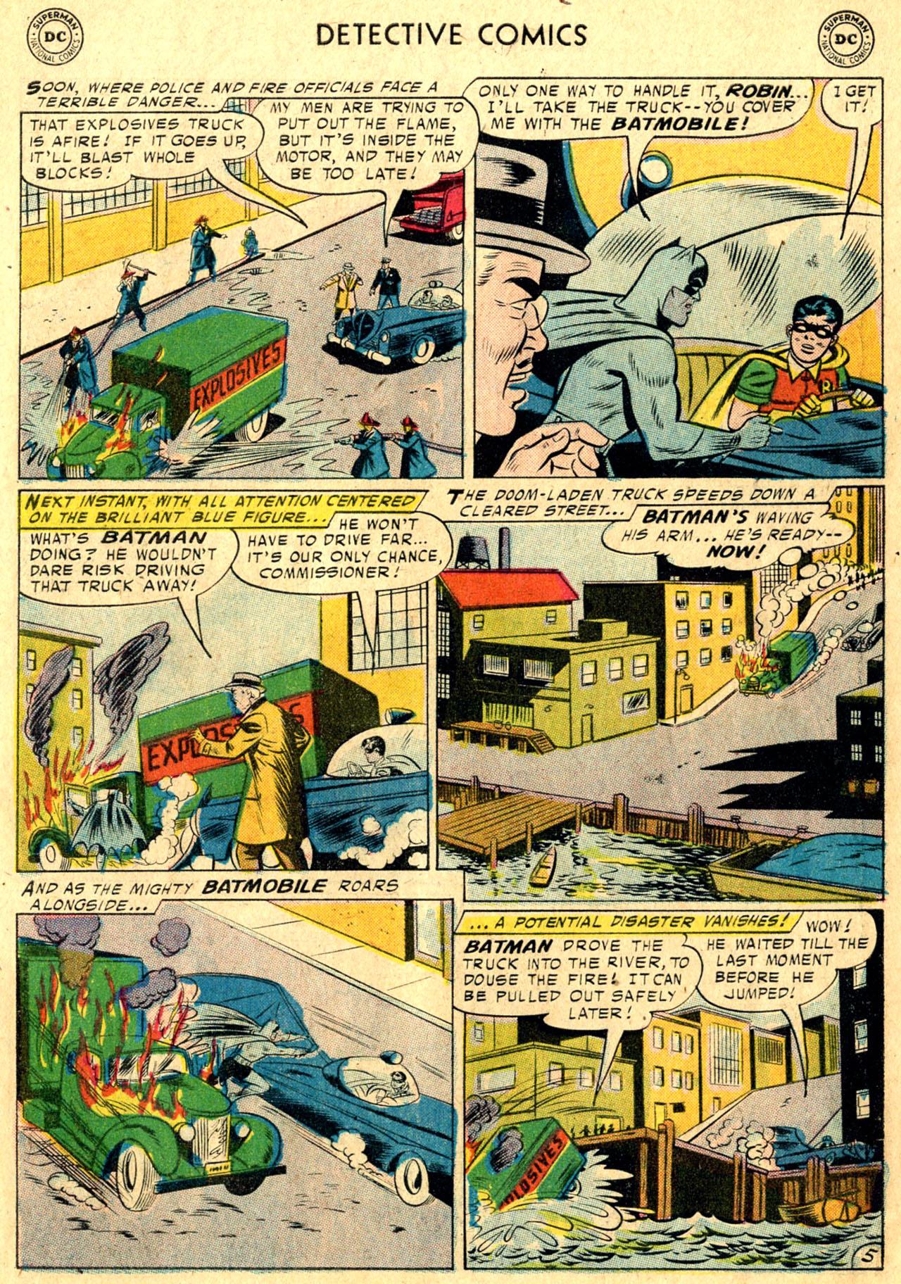 Read online Detective Comics (1937) comic -  Issue #241 - 7