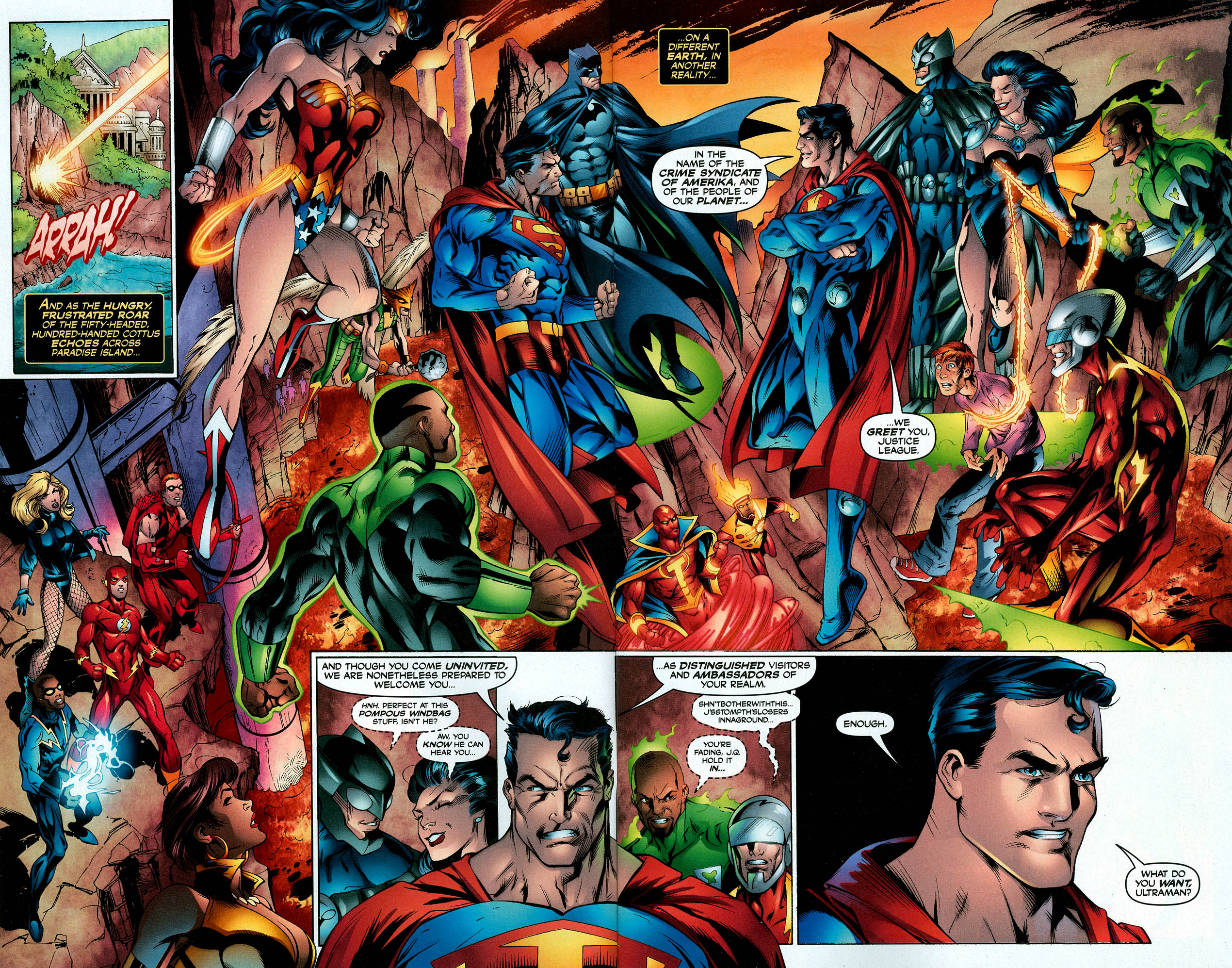 Read online Trinity (2008) comic -  Issue #11 - 4