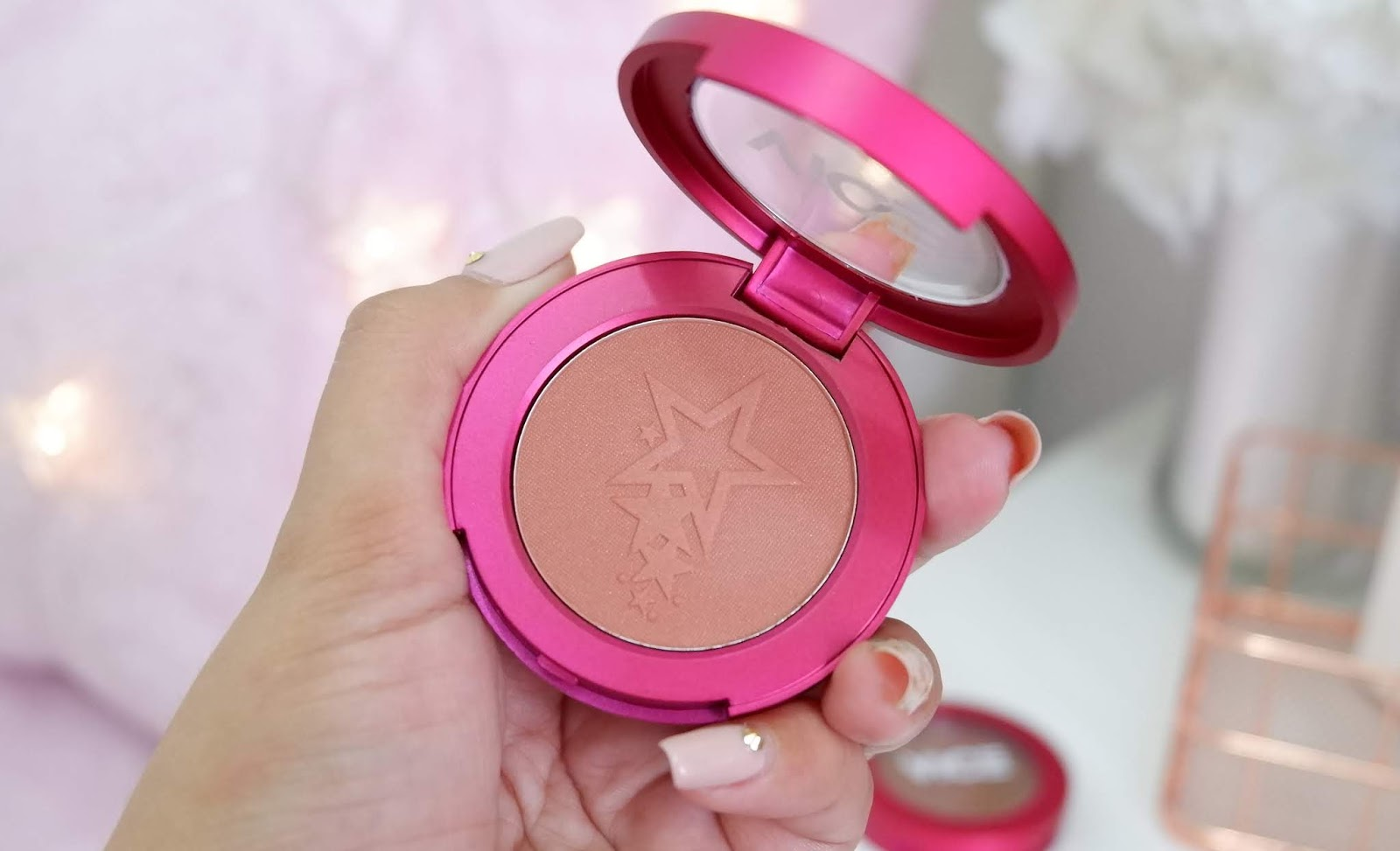 VICE COSMETICS AURA BLUSH REVIEW – TITLE