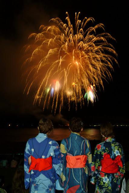 Beppu Early Summer Festival, Beppu Spa Beach, Oita Pref.
