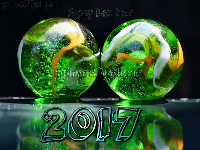 Happy New Year 2017 3D Photos HD Download