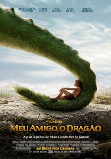 MEU AMIGO, O DRAGÃO - 2016