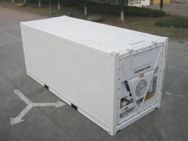 cuanto cuesta un contenedor refrigerado