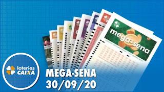 Resultado da Mega-Sena - Concurso nº 2304 - Quina nº 5379 - Lotofácil nº 2045