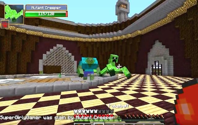 100+ Sea Monster Minecraft Lucky Block Battle – yasminroohi