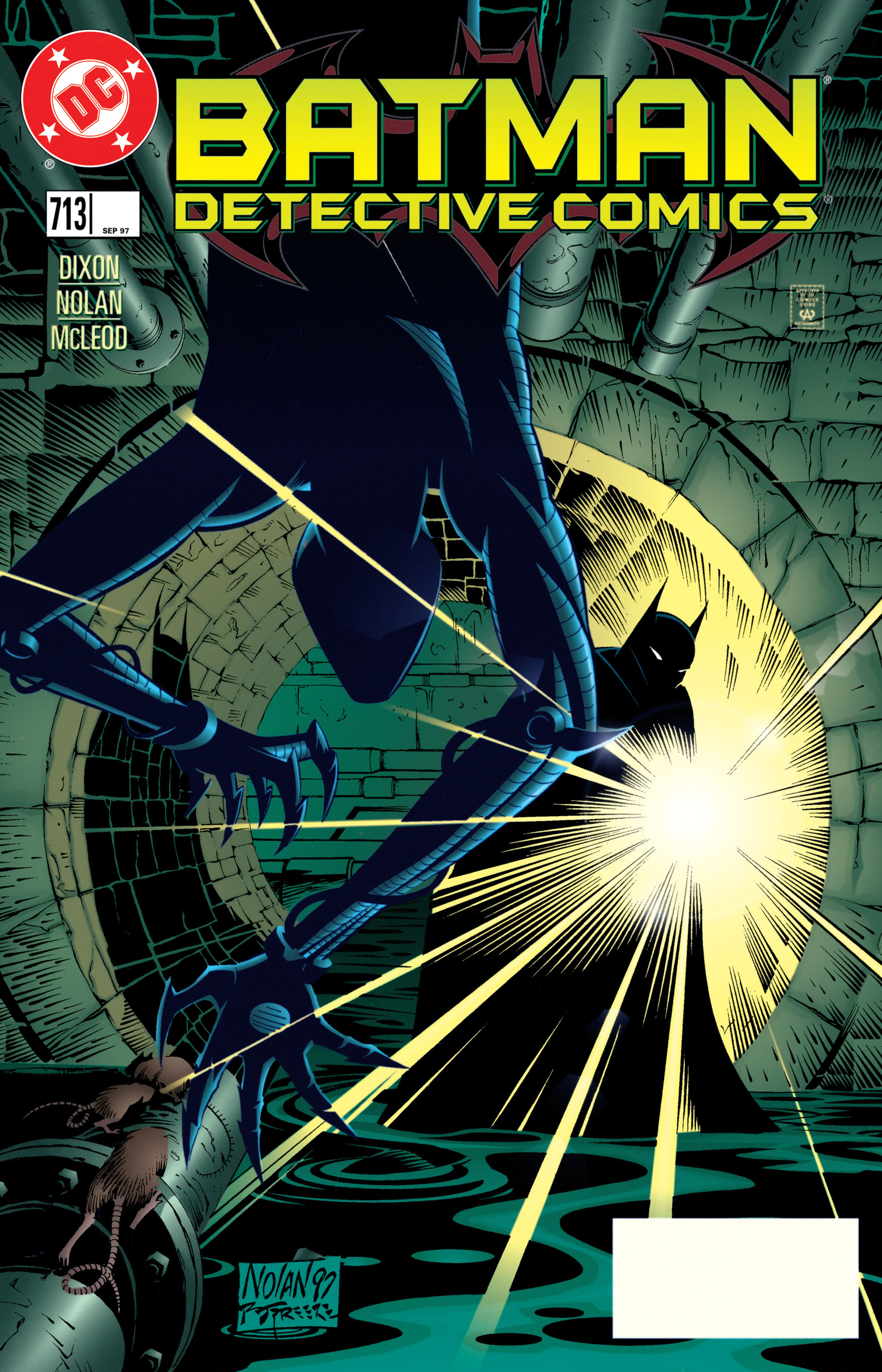 Detective Comics (1937) 713 Page 0