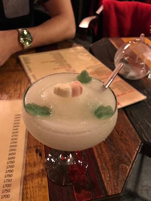 Budapest bar reviews -cocktails