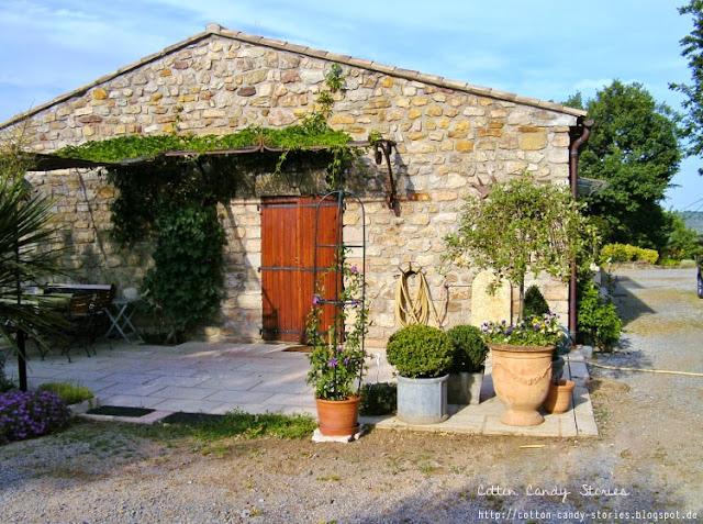 Steinhaus in der Ardèche Frankreich