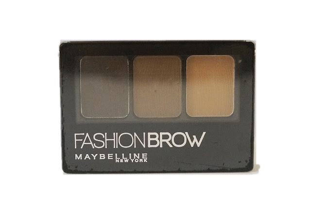 Maybelline Fashion Brow 3D Brow and Nose Palette in Light Brown