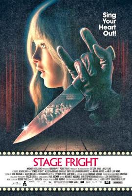 Stage Fright – HDRip AVI e RMVB Legendado