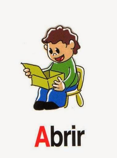 Vocabulario En Imágenes Maestra De Infantil Y Primaria