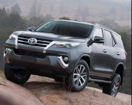 2018 Toyota 4Runner Trim Comparisons