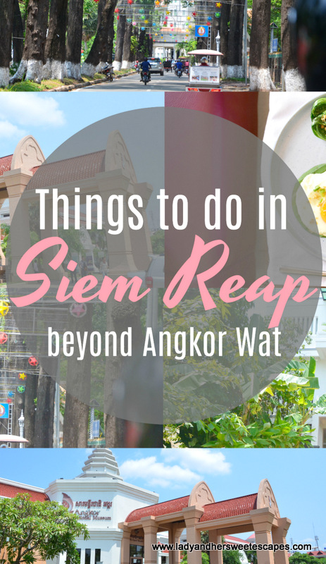 Things to do in Siem Reap pinterest
