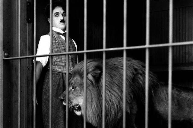 «Цирк», Режиссёр Чарльз Чаплин
