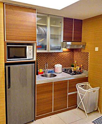 Contoh Gambar Model Desain Rumah Minimalis yang Bagus untuk Dapur