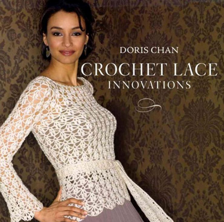 Revista Crochet Innovaciones y Tutoriales