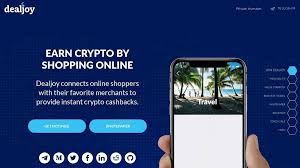 DealJoy ICO Review, Blockchain, Cryptocurrency