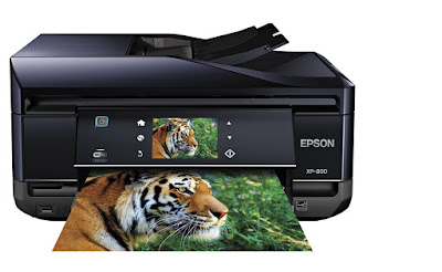 Superior photograph character in addition to abrupt text amongst  Epson Expression Premium XP-800 Driver Downloads