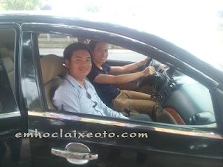 đào tạo lái xe ô tô và bổ túc tay lái