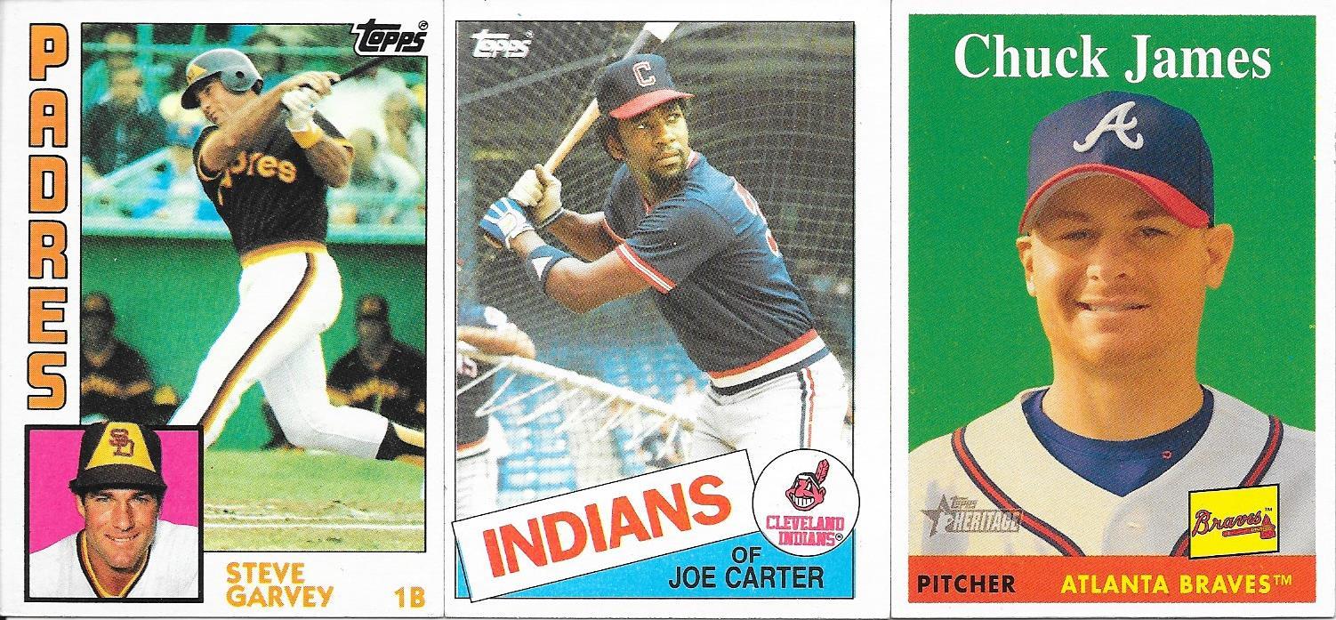 Craziejoes Card Corner More 80s Baseball