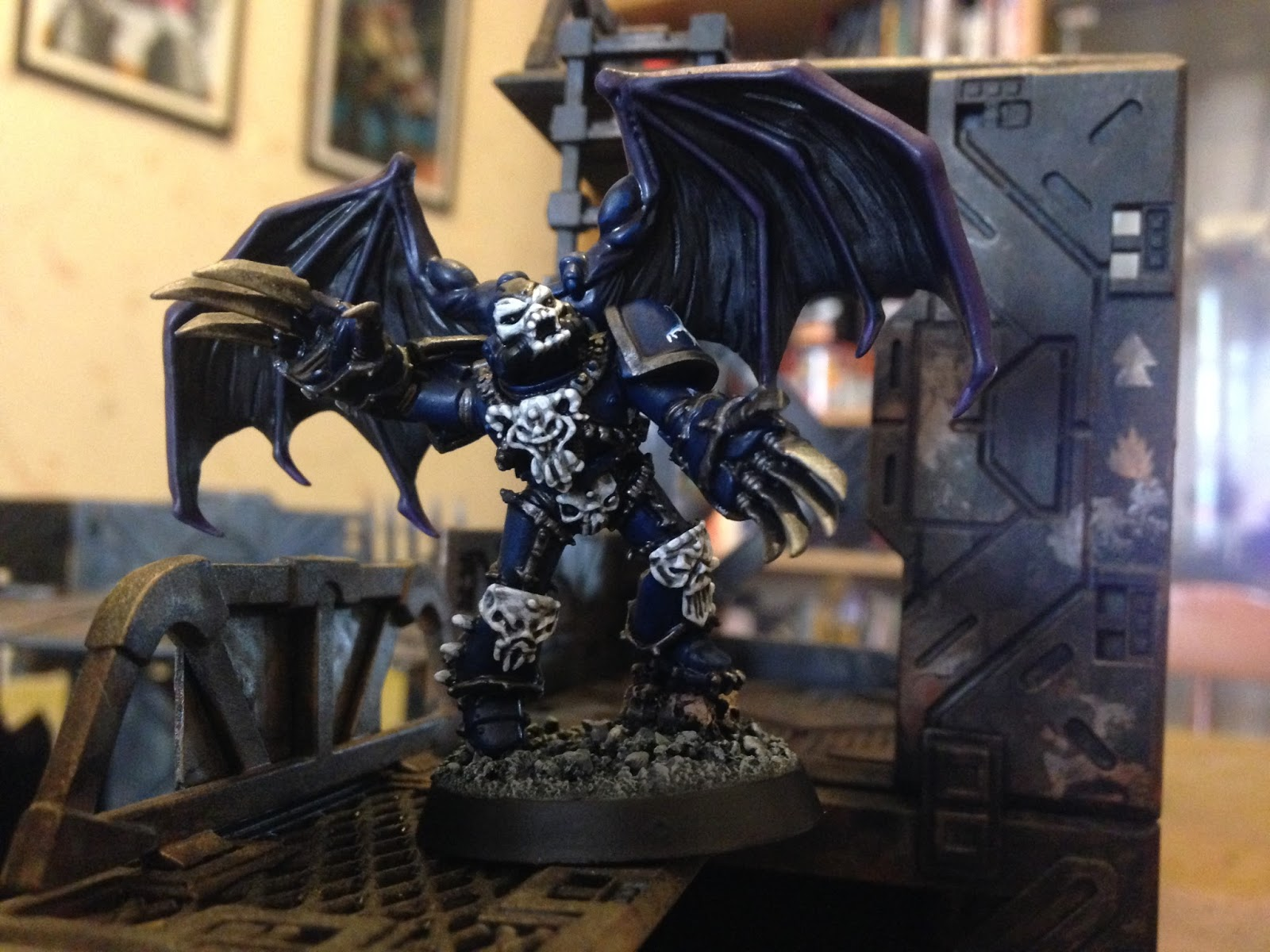 But With All The Shiny New Stuff Being Shown Off For Actual Necromunda I Will No Doubt Find Myself Painting Up A House Gang At Some Point