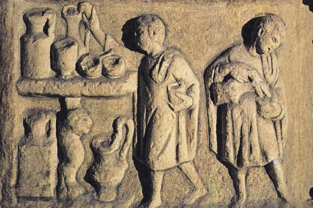 Los esclavos eran objeto de obligaciones en Roma