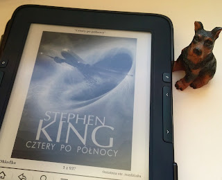 """Czas i halucynacje w czterech odsłonach. Recenzja książki """"Cztery po północy"""" Stephena Kinga."""