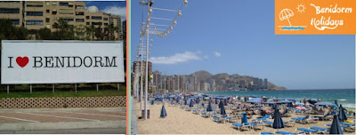 holiday to benidorm