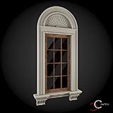 ornamente geamuri casa fatade casa cu profile decorative polistiren win-025