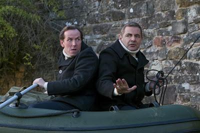 Johnny English Strikes Again Rowan Atkinson Ben Miller Image 3