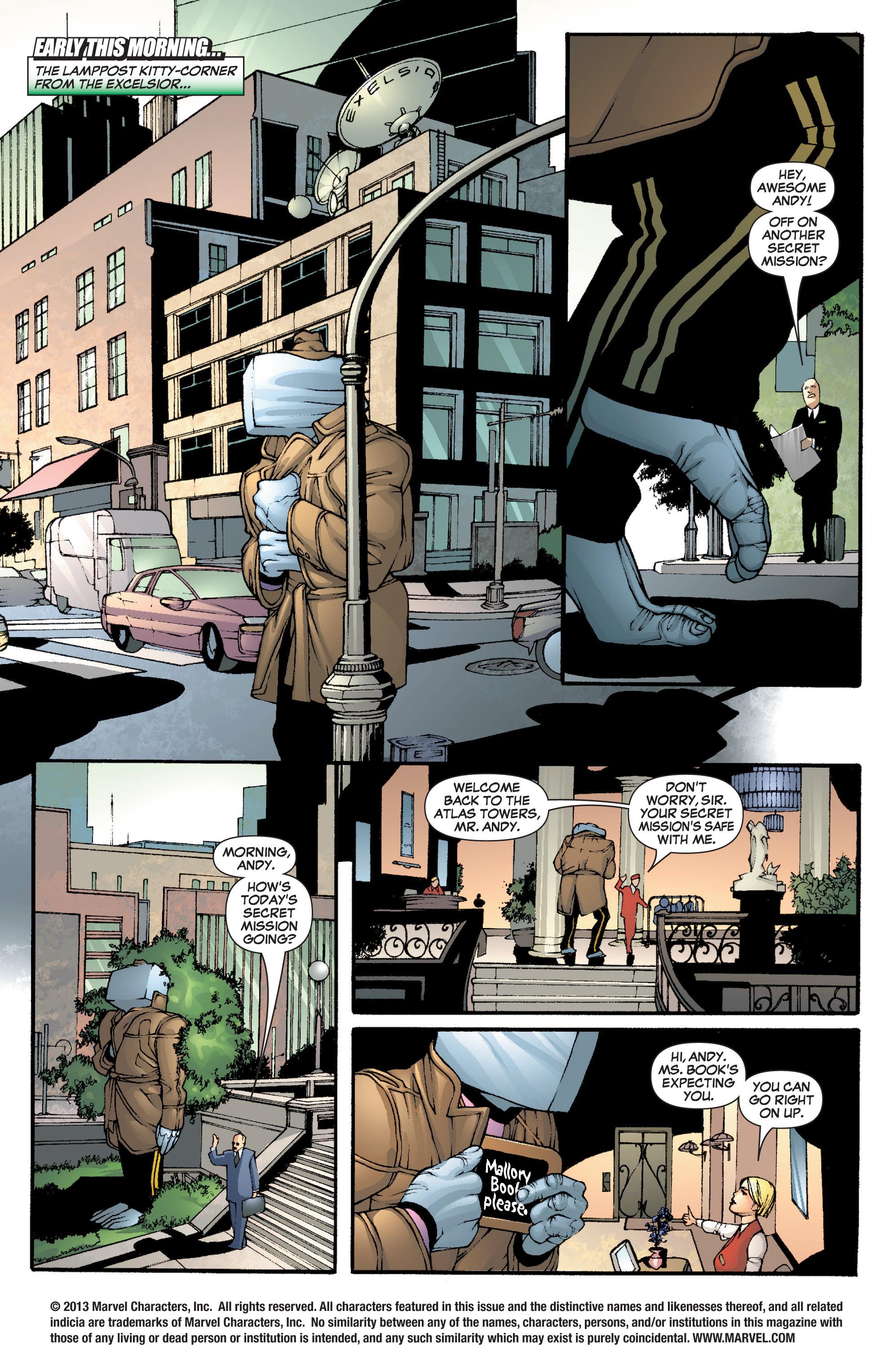 Read online She-Hulk (2005) comic -  Issue #5 - 2