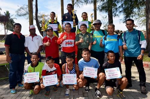 Lomba Lari 5K Tingkat Pelajar Diulang Karena Salah Rute