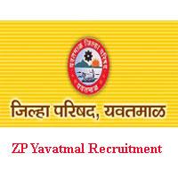 ZP Yavatmal Recruitment 2017
