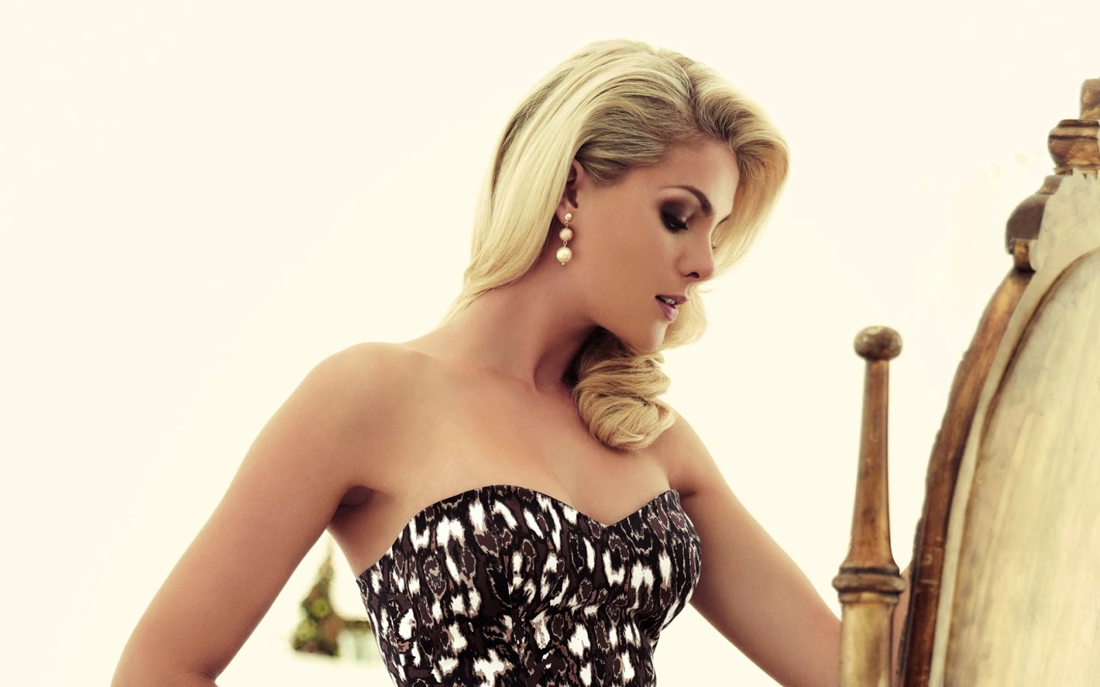 Ana Hickmann Hot Model HD Wallpaper | HD Wallpapers (High Definition) | Celebrity HD Desktop ...