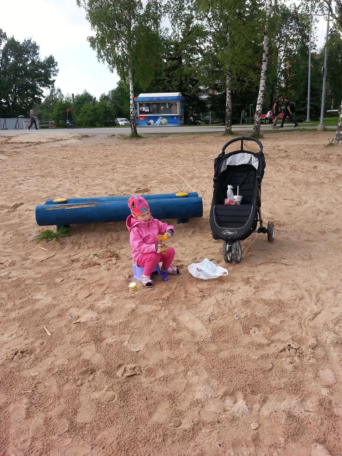 6124c72e506 katsejänes Simona annab aru:): Baby Jogger City Mini
